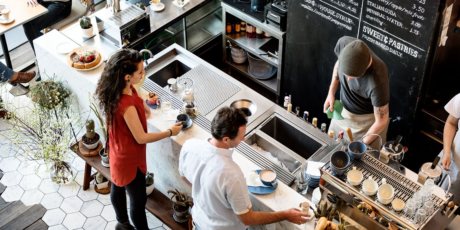 reduce kitchen downtime